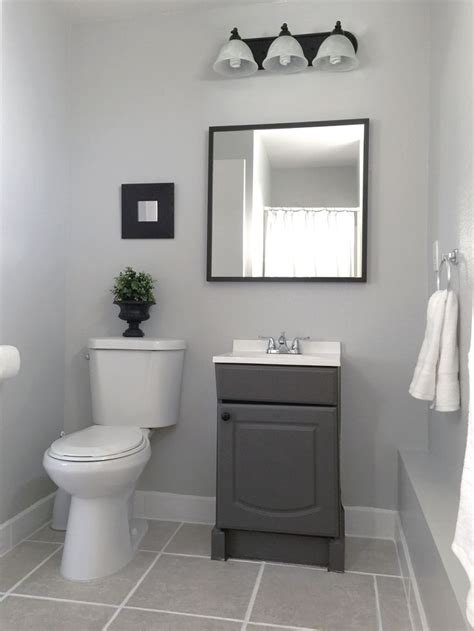 ideas  gray bathroom vanities  pinterest