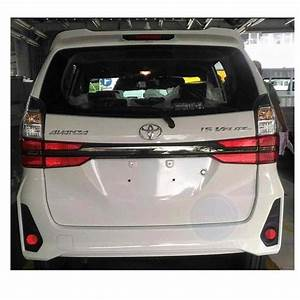 Toyota All New Avanza Veloz 2019  Bagaimana Om