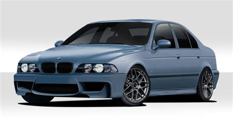 Duraflex M5 E39 4dr 1m Look Body Kit 4 Pc For Bmw 5series