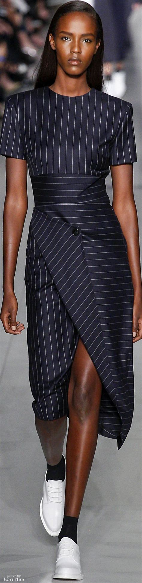 DKNY Spring 2016 RTW | Fashion, Fashion clothes women ...