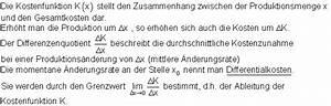Differenzial Rechnung : differentialrechnung anwendungen aus betriebswirtschaft und naturwissenschaften mathe brinkmann ~ Themetempest.com Abrechnung