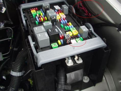 2007 Chevy Tahoe Fuse Box by 2007 Chevy Tahoe Trailer Brake Controller Install