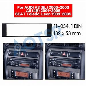 Audi A3 8l Radio Adapter