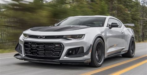 Camaro 1le Specs by 2020 Chevrolet Camaro Zl1 1le Hydra Matic 10l80 Review