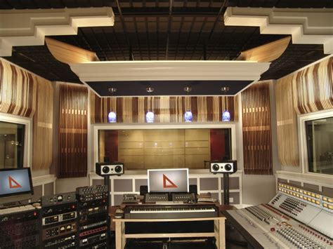 audiomachine burbank steven kleins sound control room