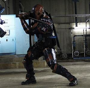 "14 best Deathstroke ""Arkham Origins"" images on Pinterest ..."