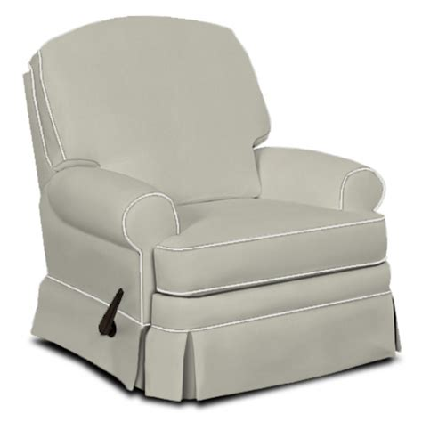 bingham gliding recliner chair by nursery classics