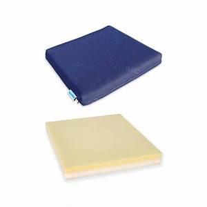 Cuscino Antidecubito In Viscoelastico Memory Foam Per