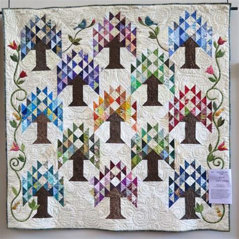 Tree Of Paradise Quilt Template Pattern by 25 Best Ideas About Tree Quilt Pattern On Pinterest