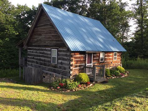 Blue Ridge Cabin A Blue Ridge Cabin Blue Ridge Parkway