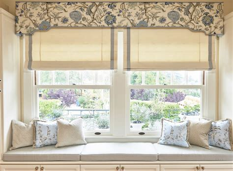 Fabric Valance by Kitchen Window Valence Custom Fabric Window Valance Custom