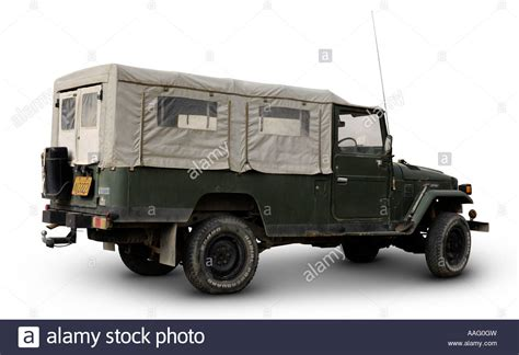 toyota land cruiser suv truck jeep car isolated  white