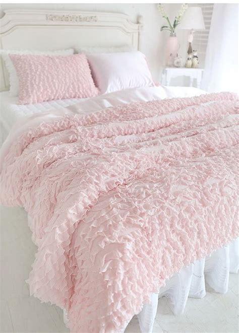 Best 25+ Light Pink Bedding Ideas On Pinterest Pink