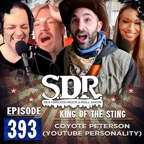 Coyote Peterson (YouTube Personality) – King Of The Sting ...