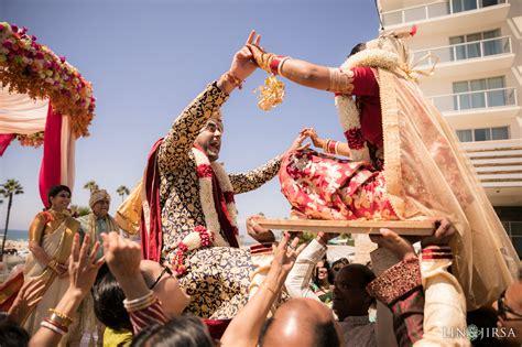 pasea hotel huntington beach indian wedding amrita kabir