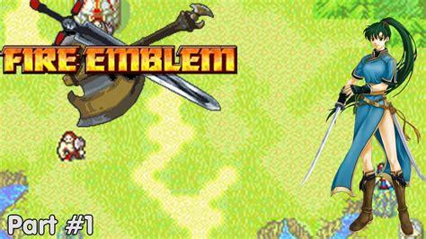 slim plays fire emblem  blazing blade