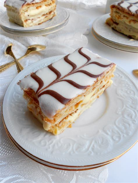 napolean pastry classic french napoleon mille feuille confessions of a confectionista