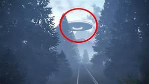 UFO Sightings Amazing Footage 2017!! Real Alien Vehicle ...