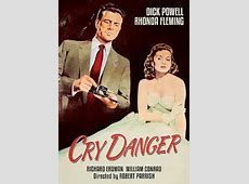 Film Intuition Review Database DVD Review Cry Danger 1951
