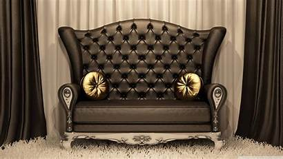Sofa Background Wall Wallpapers