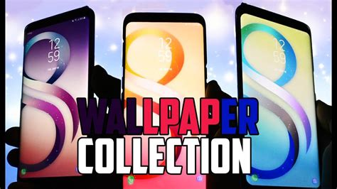 S8 Animated Wallpaper - galaxy s8 s8 best official motion wallpapers multi