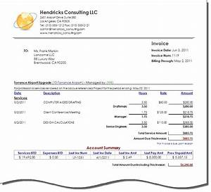 consultant invoice template invoice example With consultancy invoice format