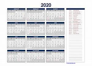 Fillable Calendar 2020 Printable 2020 Philippines Calendar Templates With Holidays