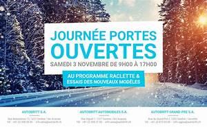 Journée Porte Ouverte Peugeot 2018 : journ e portes ouvertes samedi 3 novembre autobritt ~ Medecine-chirurgie-esthetiques.com Avis de Voitures