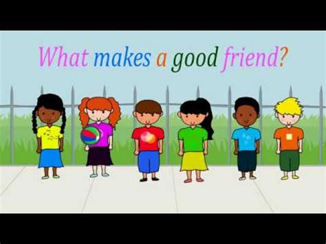 What Makes A Good Friend? (album Version) Youtube