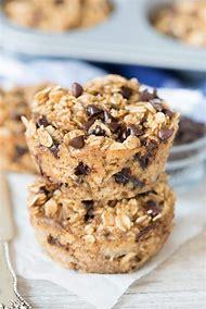 Baked Oatmeal Breakfast Muffins