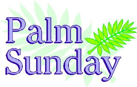 clipart  palm sunday clipart