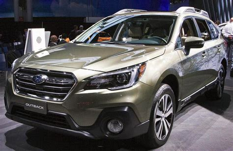 Subaru Forester 2020 Colors by 2020 Subaru Outback Exterior Interior Engine