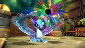 Skylanders Whirlwind Character