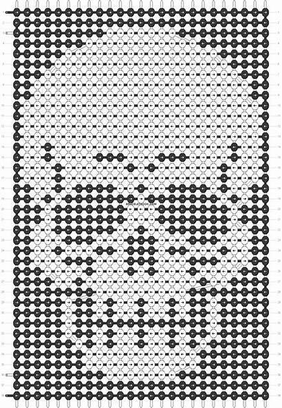 Patterns Alpha Braceletbook Pattern Skull Quilt Crochet