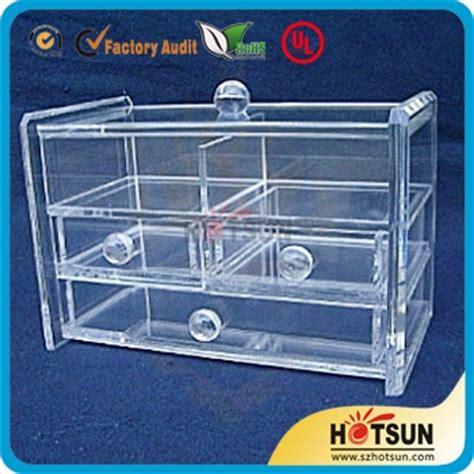 boite de rangement maquillage acrylique grande bo 238 te de rangement maquillage acrylique transparent produits acryliques bo 238 tes de