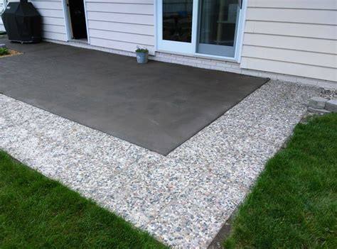 Only Best 25+ Ideas About Cement Patio On Pinterest