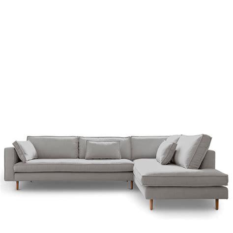 Canapé D'angle En Tissu Stockholm By Modalto Drawer