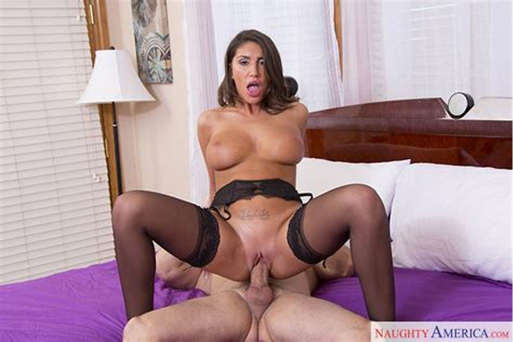 #August #Ames #In #Dirty #Wives #Club