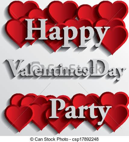 Happy valentines day party. Love is in the air! happy ...