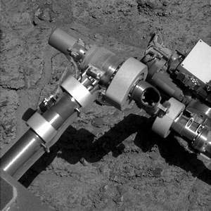 Mars Rover Opportunity Update: Slight Cleaning of Solar ...