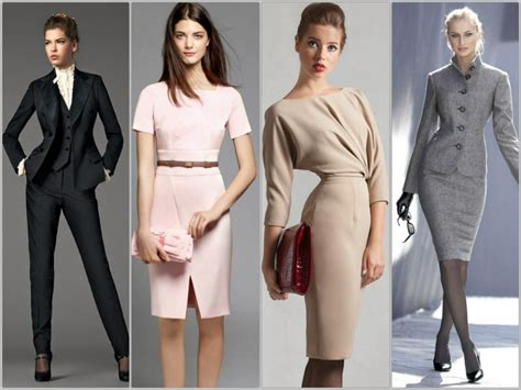 Business Look For Women