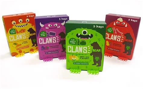 Snack brand Bear adds fruit and veg combinations for ...