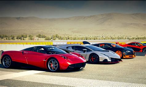Top 5 Supercars In The World