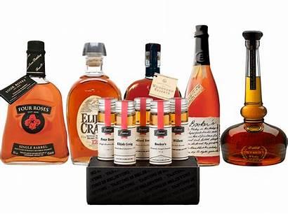 Bourbon Tasting Spangled Bourbons Flaviar Sample Kentucky