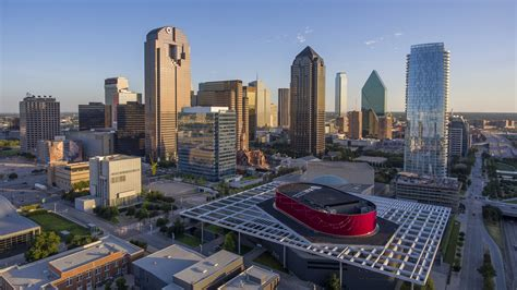 Arts District Architecture Tour | Dallas Arts District