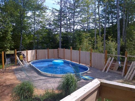 semi inground pools canada joy studio design gallery