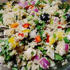 Mediterraneanstyle Chicken And Quinoa Salad Recipe All