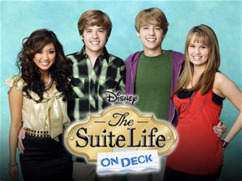 Sweet On Deck Cast by What We Miss About The Suite Of Zack And