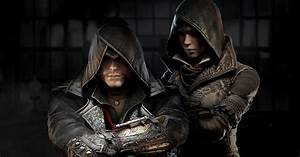 Assassin's Creed Syndicate Characters   Ubisoft (CA)