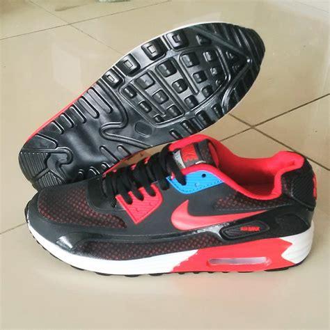 jual nike airmax 90 lunar new hitam merah di lapak gratis ongkir modern sport modernsportonline